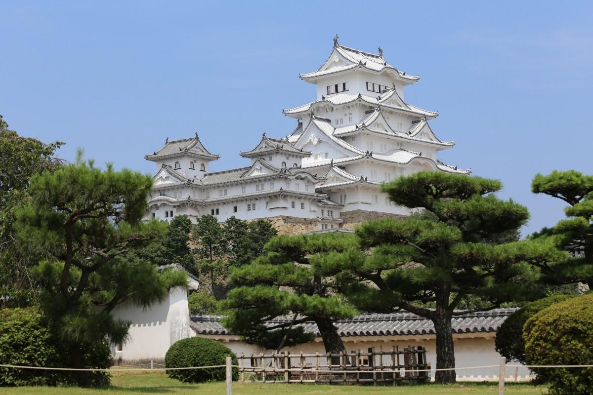 休城となる姫路城