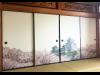 我が家で愛でる白鷺の城 姫路城デザインふすま紙発売