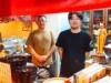 姫路・魚町のうどん店がランチ営業 移転前の定食メニューも復活
