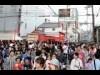 姫路中心市街でゆかたまつり 土曜・日曜開催、梅雨入り遅れで大勢の人出