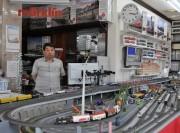枚方のメルクリン公認専門販売店が9周年 国内外のファン訪れる