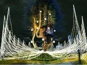ひらかたパークでイルミネーションイベント 史上最大180万球「光の遊園地」