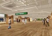 京阪・枚方市駅がリニューアルへ 無印良品が初の駅空間デザイン、店舗出店も