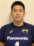 パナソニックパンサーズ 全日本代表・中央大の大竹壱青選手の加入発表