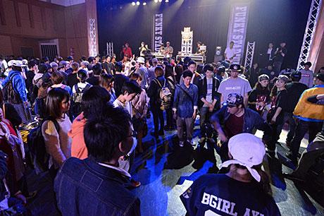 さまざまなダンスコンテンツ開催により参加者・観客1472人を動員