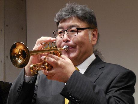 弘前市出身でNHK交響楽団の首席トランペット奏者の関山幸弘さん。国内・海外の複数の音楽コンクールでの受賞実績もある