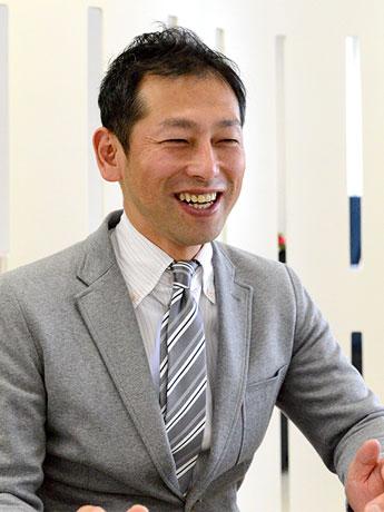 弘前大学COI研究推進機構(医学研究科)教授・戦略統括の村下公一さん