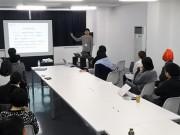 弘前でコワーキングスペース勉強会 地元ノマドワーカーら20人が参加