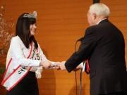 弘前城ミス桜コンテスト グランプリは「ミス弘大」優勝者