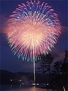 青森・鯵ヶ沢で東日本大震災追悼の花火大会 全国21カ所同時開催