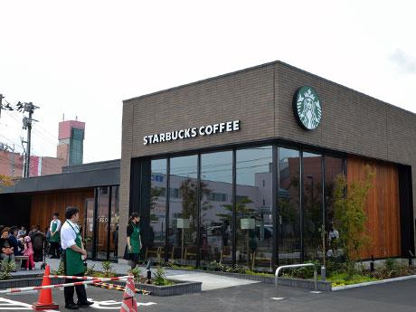 スターバックスコーヒー弘前さくら野店
