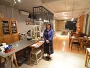 弘前のカフェ「集会所indriya」、元教師が一念発起して5周年