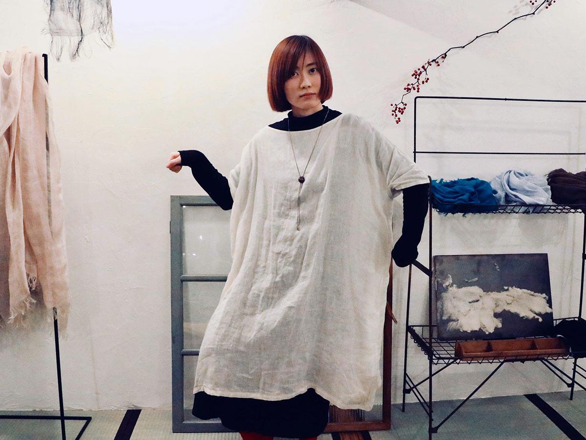 「KOMO utakooka」店主の岡詩子さん