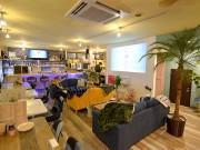 弘前で「インスタ映え」意識したカフェ&ダイニングバー 雪国で常夏を演出