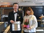 弘前で「たる生シードル」プロジェクト 40周年のホテルでは飲み放題メニューに