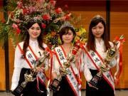 弘前城ミス桜コンテスト グランプリは24歳の舞台女優