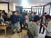 弘前・土手町のコラーニングスペースが1周年 年間でイベント80回