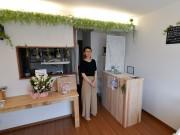 弘前公園近くの住宅街に「おうちカフェ」 子どものアレルギーが出店のきっかけ