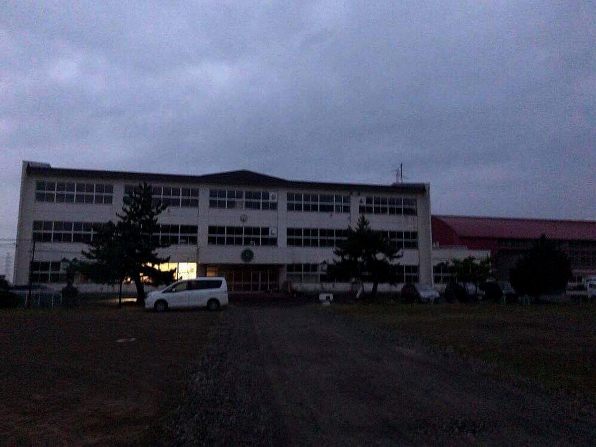 旧広船小学校校舎
