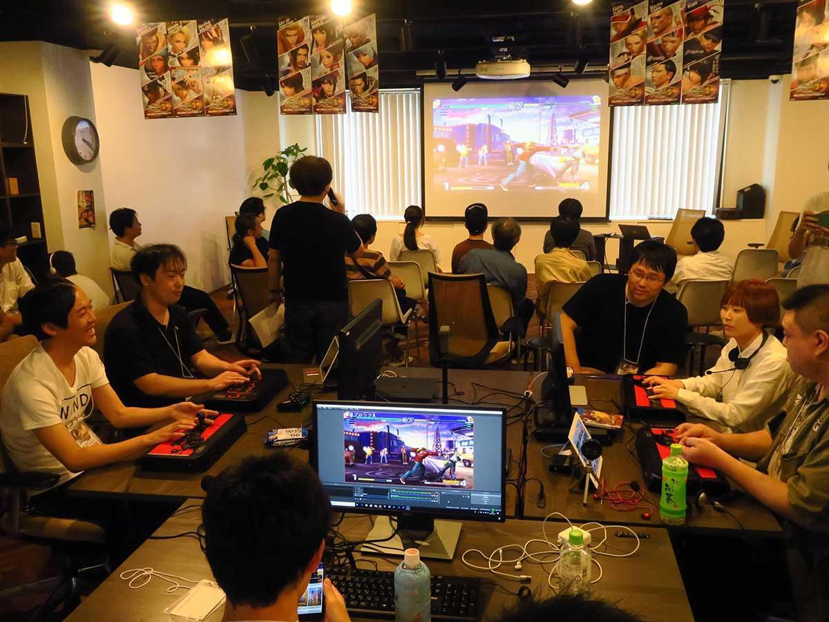8月4日に弘前で開催した青森eスポーツプロジェクト・キックオフイベントの様子(写真提供:あおもりIT活用サポートセンター)