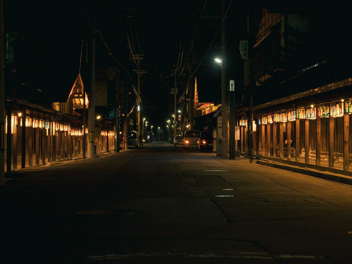 「異界感がある風景」と話題となった中町こみせ通り(写真提供:道民の人@North_ern2さん)