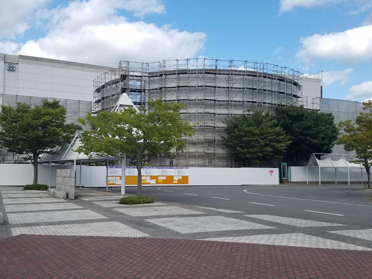 関ジャニ∞ライブ会場となるオルテンシア