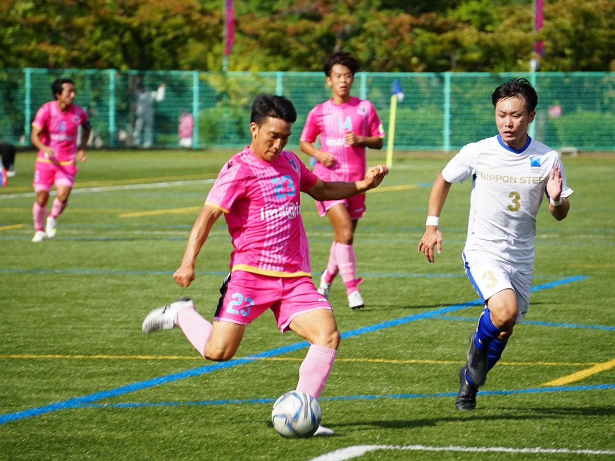 弘前のサッカークラブ「ブランデ...