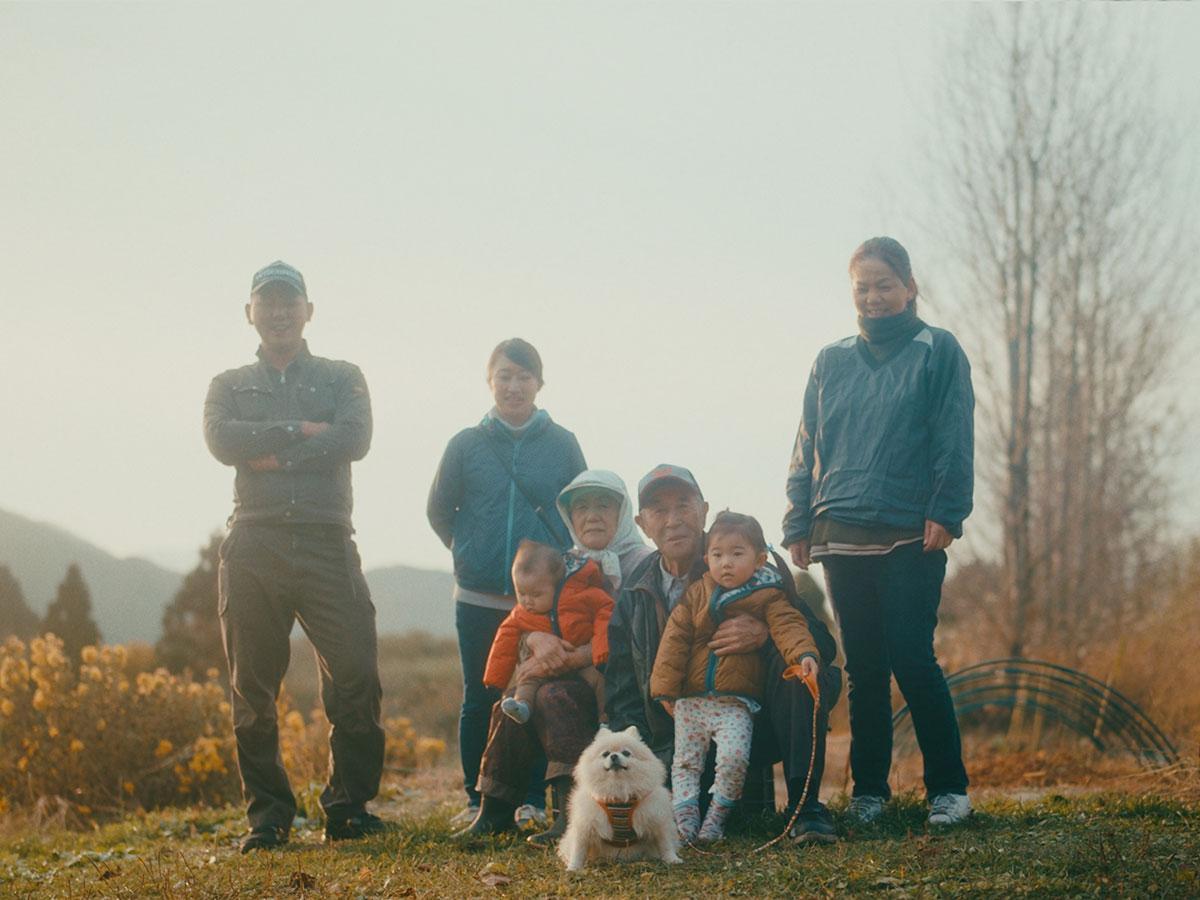 PRムービー「家族のかたち、大鰐のくらし」