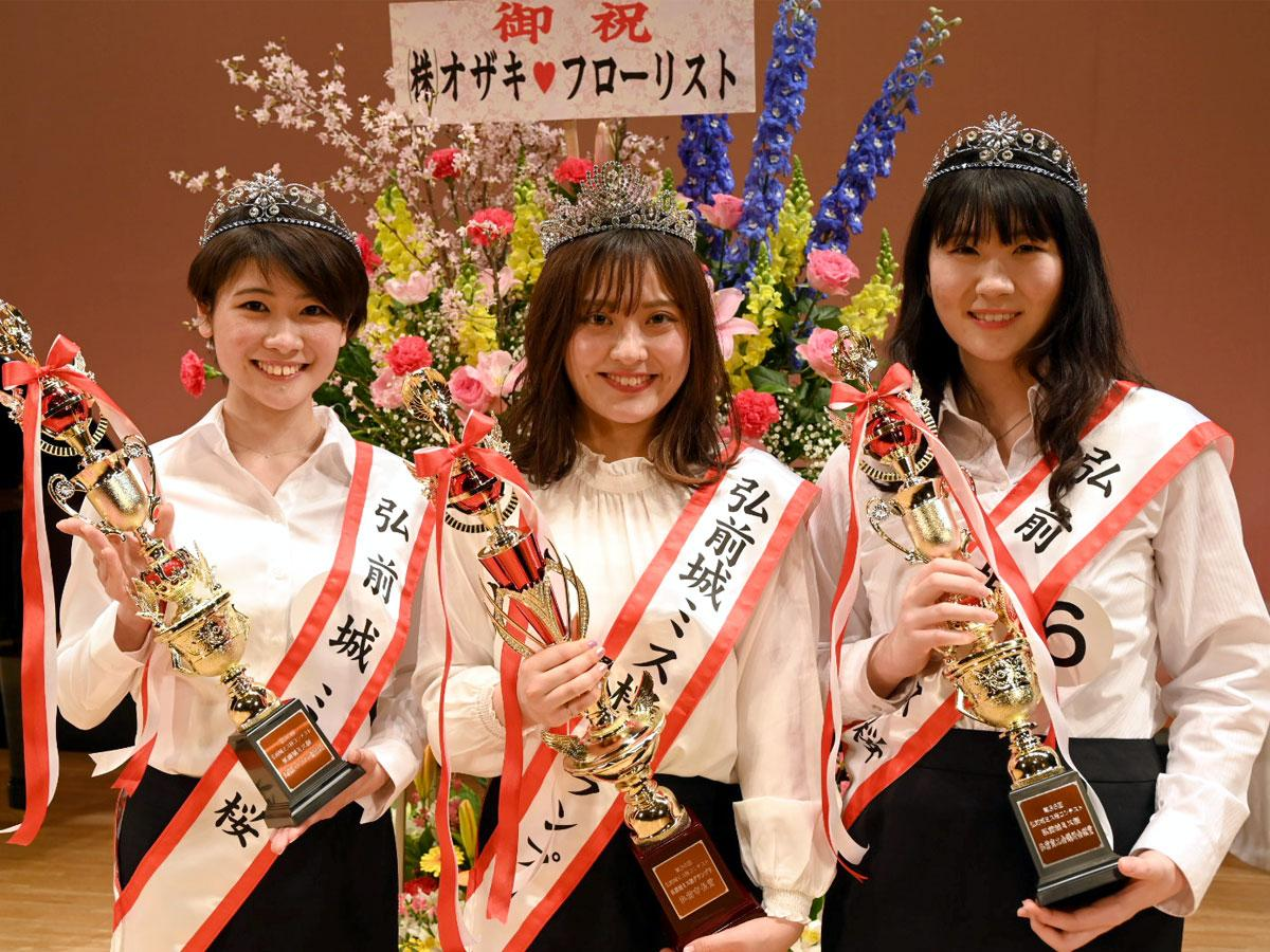 (左から)佐藤あすかさん、山田小雪さん、佐々木茅さん