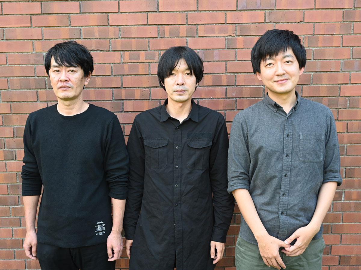 (左から)葛西瑞穂さん、瑞樹さん、瑞都さん