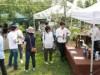 弘前のリンゴ畑でクラブイベント 地元ならではの遊び方を提案
