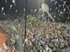 青森で29年ぶりのプロ野球1軍公式戦 1万3千人の満員で盛り上がる