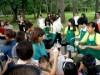 弘前でスタバの地域活性イベント 地元女子高生3人が企画