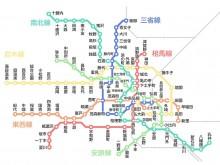 弘前の大学生が「空想地下鉄マップ」作成 「発展した弘前市」題材に