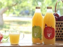 弘前のシードル工房がリンゴジュース販売へ 「リンゴ畑の妖精」コンセプトに開発
