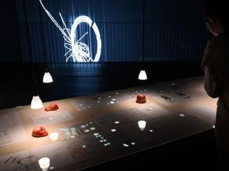 弘前で企画展「りんご宇宙」 リンゴに関するトークイベントも