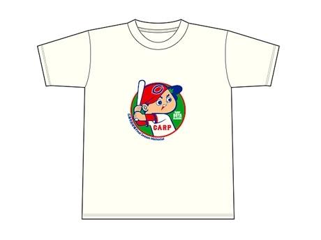 「復刻版カープ坊や」Tシャツ