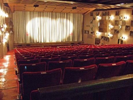 西日本最大級の828席を誇る広島市中心部の映画館「広島スカラ座」