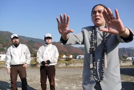 深夜0時から「横川シネマ」で上映する山下敦弘監督の「めちゃ怖」シリーズの一場面(C)2009 SODクリエイト