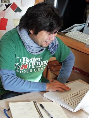 「Art Life Support(アートライフサポート)」運営チーフの沖石さん