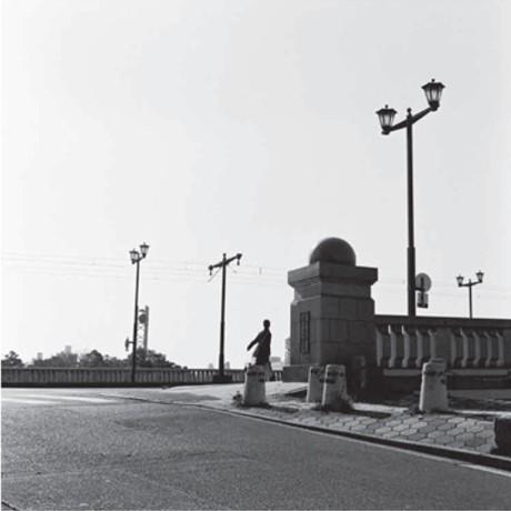 広島市出身の写真家・笹岡啓子さんの写真集「PARK CITY」に収録されている写真