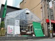 広島にレストラン「農家の台所」-地方初出店、店内にビニールハウスも