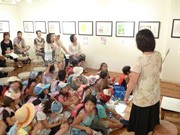 大阪発のアートイベントが広島に-フラワーフェスに合わせ開催