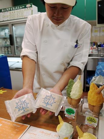 瀬戸田のドルチェと三原の八天堂、それぞれ通販やアンテナショップで人気を集める