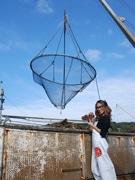 広島で「ウギャル」がカキPR-漁業体験通じて海や魚の魅力を発信