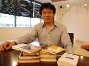 広島でブックフェス「ブックスひろしま」-段ボールを使った一箱古本市も