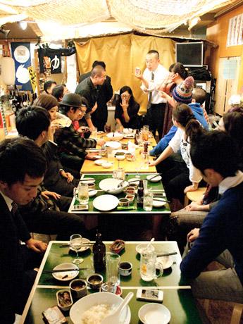 全国で開催してきた「缶詰料理ショー」。広島では今回が初開催。