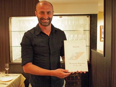 元ブルガリア代表DFイリアン・ストヤノフさん
