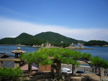 「環境観光モデル都市づくり推進特区」に該当する福山市・鞆の浦