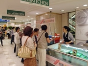 広島で「アンコール!全国お菓子バザール」-菓子博の人気菓子を再販売
